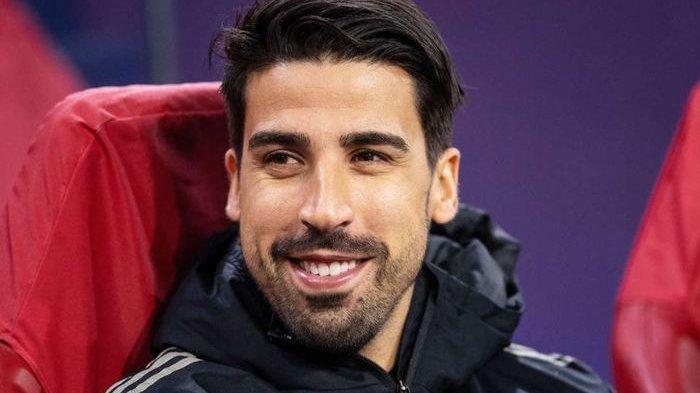 Masih Lapar Gelar, Gelandang Juara Dunia Sami Khedira Tak Ada Pikiran Tinggalkan Juventus