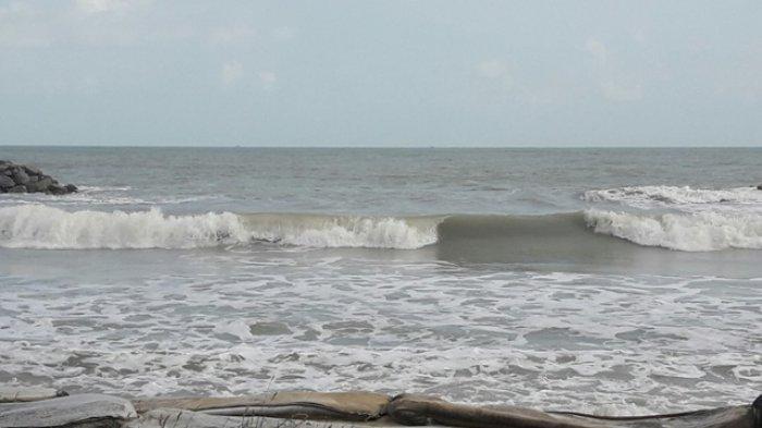 Curah Hujan di Bangka Belitung Masih Tinggi, Gelombang Tinggi di Perairan Bangka