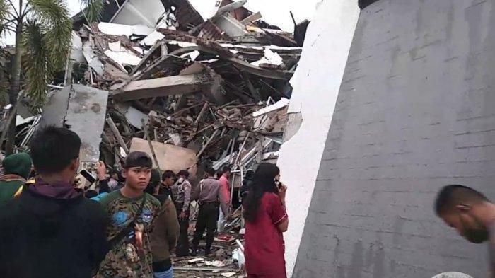 Menteri Risma: Itu Bukan Penjarahan, Jangan Dianggap Penjarahan, Mereka Kelaparan