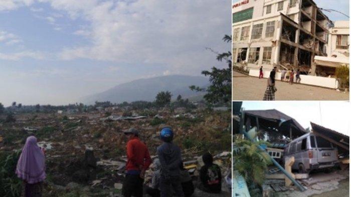 PWI Babel Buka Posko Bantuan Korban Bencana yang Terjadi di Palu dan Donggala