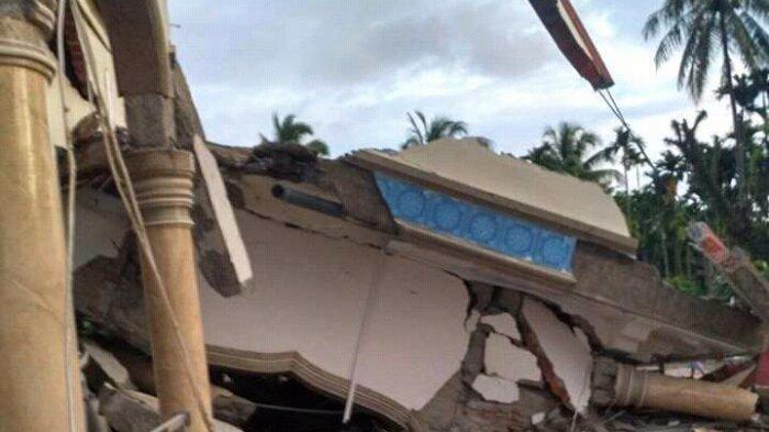Korban Meninggal Akibat Gempa di Pidie Jaya Capai 18 Orang