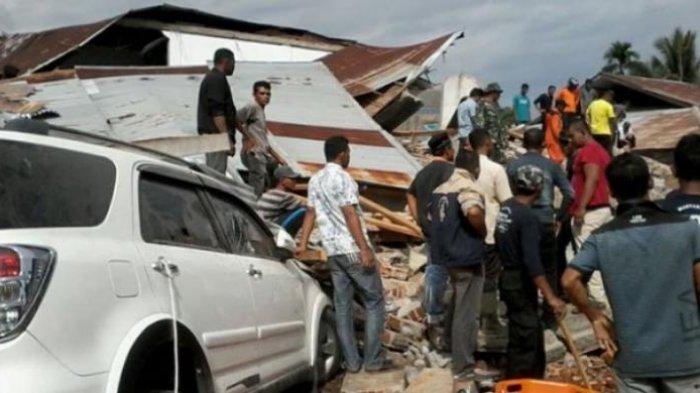 Empat Jam Terkurung Reruntuhan, Nisa  Selamat Walau Hanya Andalkan Sinar Ponsel