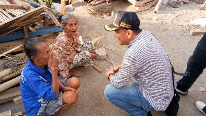IKA Lemhanas Babel dan Gemabudhi Gelar Misi kemanusiaan Bagi Korban Gempa Lombok