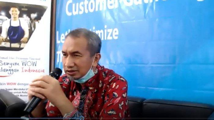 Ibnu Saleh Tutup Usia, GM PLN Babel Sebut Beliau Sosok Baik Serta Koordinasi Terjalin Baik