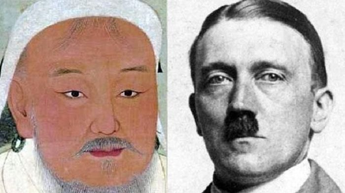 Mau Taklukkan Dunia, Hitler Belajar dari Sosok ini, Bukti Orang Asia Lebih Perkasa dari Eropa