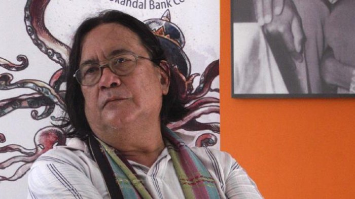 George Junus Aditjondro Penulis Buku Membongkar Gurita Cikeas Meninggal Dunia