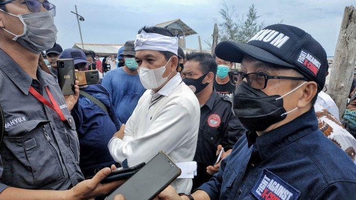 Polemik KIP Pantai Matras, Gakkum KLHK RI Turun Langsung Pakai Perahu