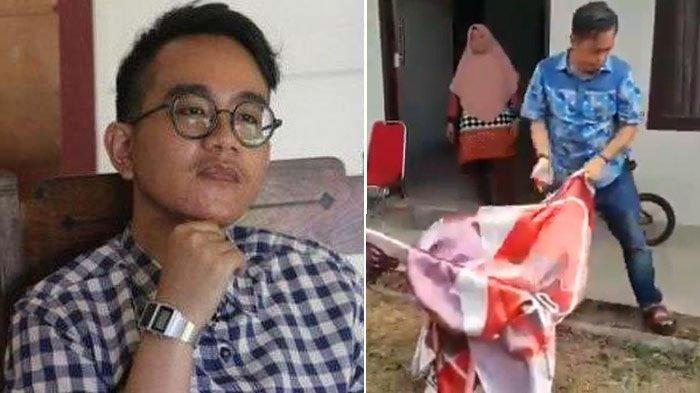 Respon Gibran soal Relawan Bakar Bendera Prabowo-Sandi: Banyak yang Sakit Hati di Timeline