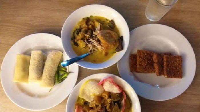 Menu makanan Go Fox Vaganza Street Food Festive di Fox Harris hotel Pangkalpinang
