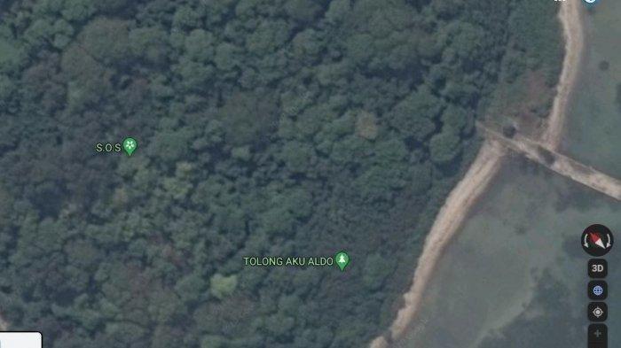Heboh Sinyal SOS di Pulau Laki, Area Jatuhnya Sriwijaya Air SJ 182, Ada Penumpang Selamat ?