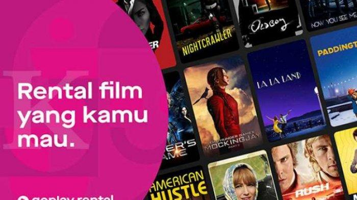 ILUSTRASI. GoPlay, platform video on-demand dari Gojek meluncurkan fitur GoPlay Rental.
