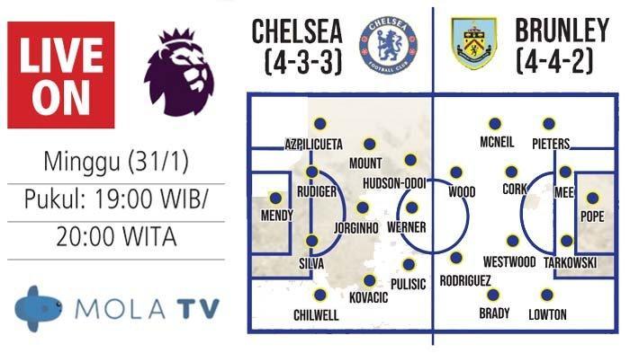 Liga Inggris Chelsea Vs Burnley, Thomas Tuchel Nilai The Blues Punya DNA Juara