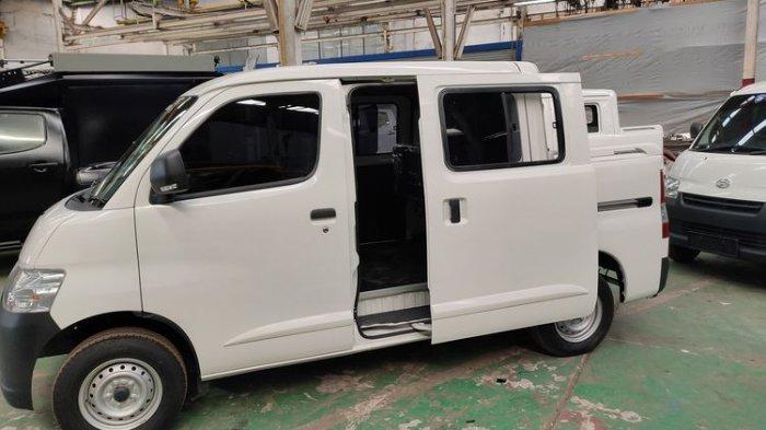 Modifikasi Gran Max Jadi Double Cabin Cuma Rp 30 Jutaan