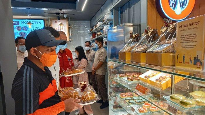 Grand Opening J.CO Donuts dan Mako Cake & Bakery di Pangkalpinang