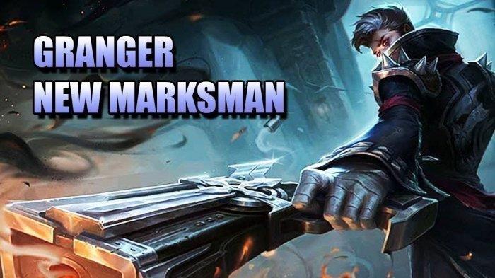 Granger, Si Hero Marksman Baru dengan Damage Tersakti di Mobile Legends
