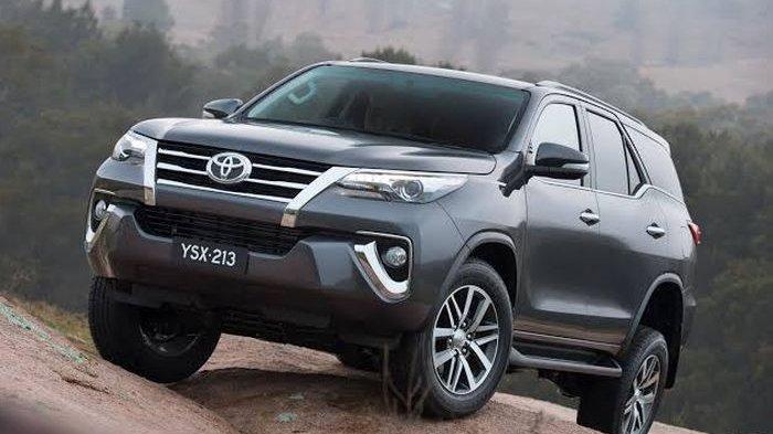 Toyota Fortuner 4x4 Miliki Kemampuan Off-roading Mumpuni