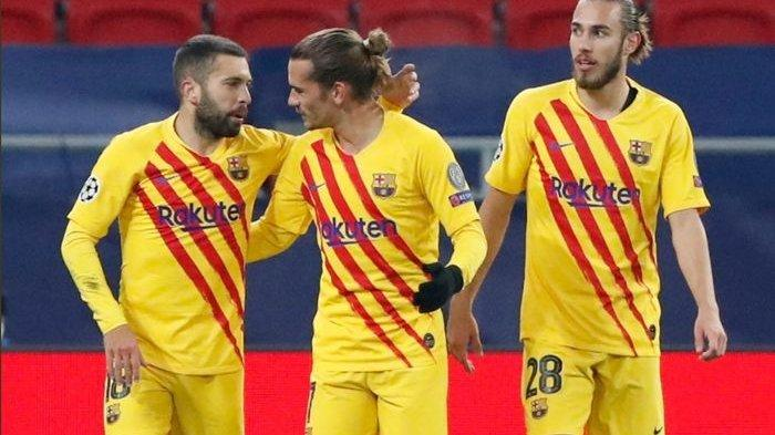 Berita Liga Champions: Tidak Ada Lionel Messi Pun Barcelona Tampil Ganas Tumbangkan Ferencvaros 3-0