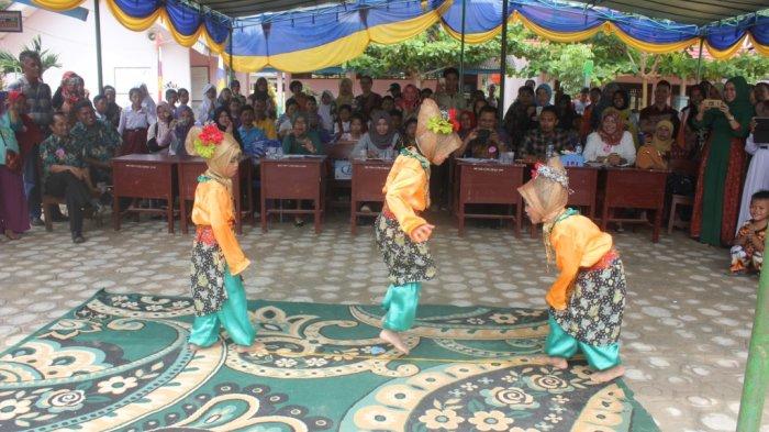SD STKIP Muhammadiyah Juara FLS2N Kecamatan Pangkalan Baru