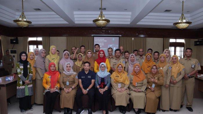 Tingkatkan Pemberdayaan Perempuan Bidang Ekonomi, DP3ACSKB Provinsi Bangka Belitung Gelar FGD