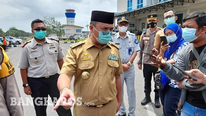 Lima Hari Usai Disuntik Vaksin Sinovac, Gubernur Bangka Belitung Rasakan Efek Cepat Tidur