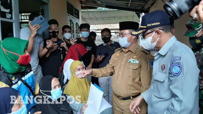 Jenazah Rosi dan Rizky Korban Jatuhnya Sriwijaya Air Tiba di Pangkalpinang Besok untuk Dimakamkan