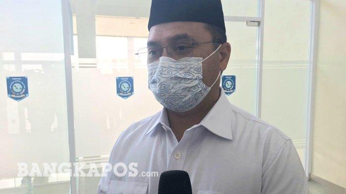 Gubernur Bangka Belitung ke Yogyakarta,Begini Jadwal Kerja Erzaldi Hari Ini