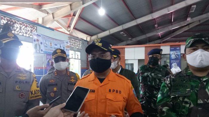 Belum Bisa Dipastikan Sampai Kapan Akses Penumpang via Pelabuhan Tanjungkalian Akan Dibuka