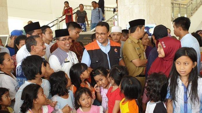 Anies Baswedan Ungkap 6 Fakta Seolah Banjir hanya di DKI Jakarta, Padahal Daerah Lain Lebih Parah