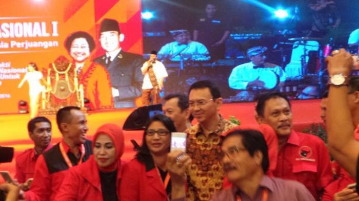Ahok Ternyata Masuk Radar PDI-P di Pilkada DKI Jakarta