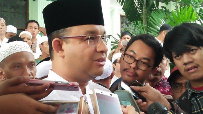 Poin Doa Anies Baswedan Kepada Jokowi dan Maaruf Amin Usai Dilantik Jadi Presiden & Wakil Presiden