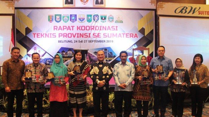Erzaldi Buka Rapat Teknis Penyusunan Rencana Aksi Memorandum of Rafflesia Provinsi se-Sumatera