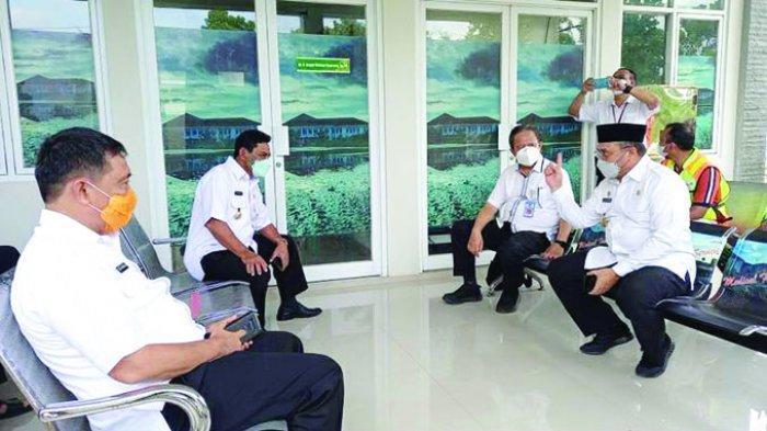 Diprediksi Permintaan Tes PCR Mandiri Meningkat, Gubernur Bangka Belitung Tinjau Kesiapan Alat