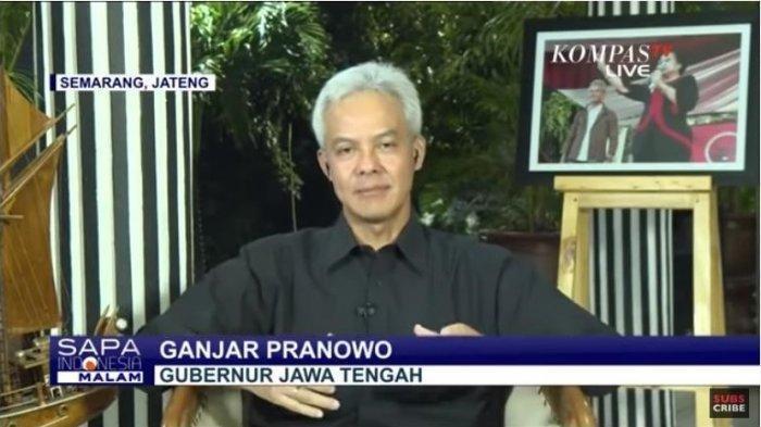 Gubernur Jawa Tengah Ganjar Pranowo merasa sedih tatkala mendengar kabar adanya peristiwa penolakan jenazah pasien corona.
