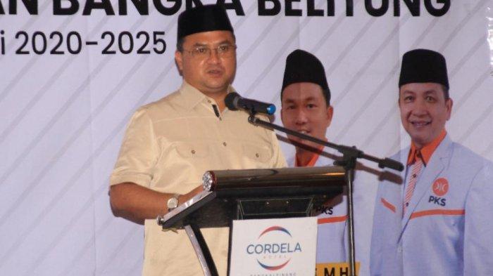 Pelantikan DPW/MPW PKS Bangka Belitung Cukup Spesial, Kumpulkan Para Kepala Daerah