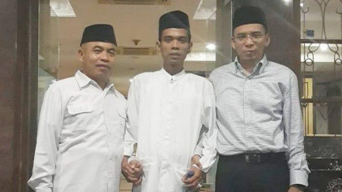 Lepas Kerinduan, TGB dan Ustaz Abdul Somad Bertemu, Ternyata Ini Hasil Pertemuan yang Dibahas