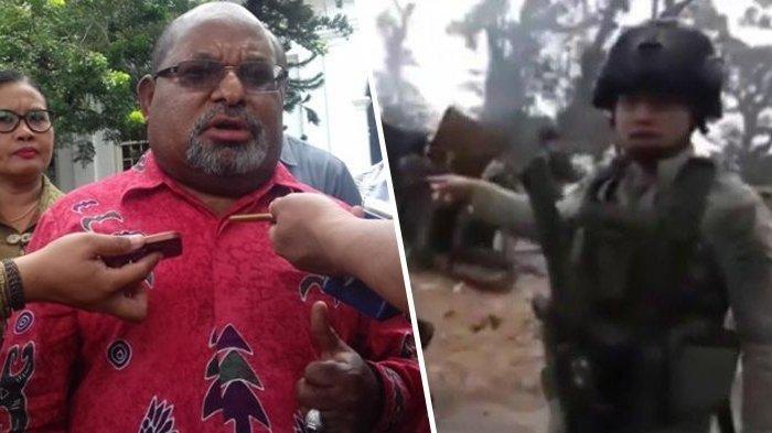 Gubernur Papua Lukas Tak Mau KKB Papua Dicap Teroris, Segini Hartanya Sejak Menjadi PNS