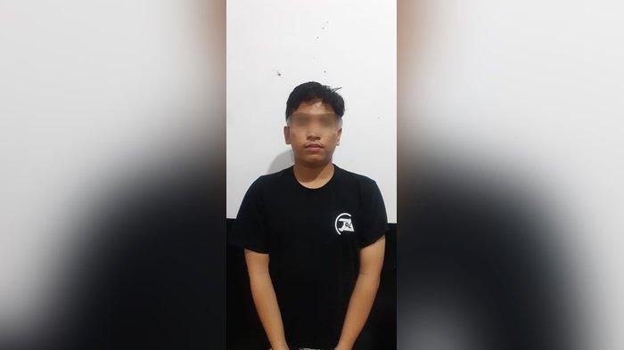 Bawa Kabur Handphone Korban, Gunapi Ditangkap Unit Reskrim Polsek Bukitintan.