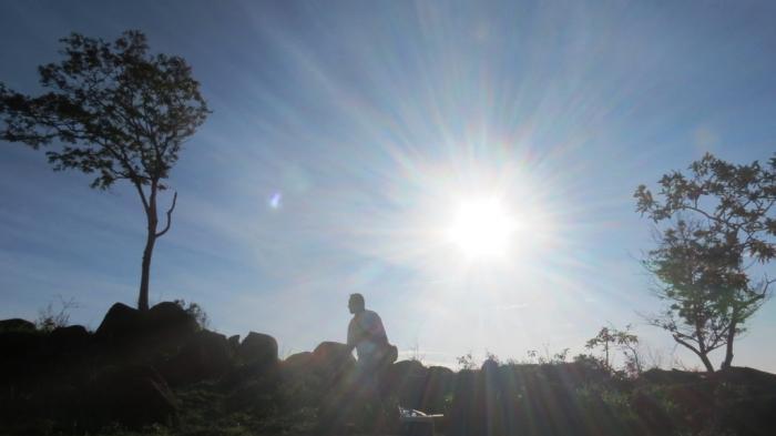 Heboh Matahari Terbit dari Utara di Sulawesi Selatan, Begini Penjelasan BMKG