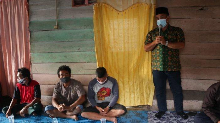 H Badri Syamsu Sebut Pembangunan Pabrik Minyak Goreng Mampu Stabilkan Harga TBS