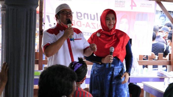 Punya Program Pro Rakyat, Dukungan H. Riza-Debby Terus Menguat Jelang Pilkada