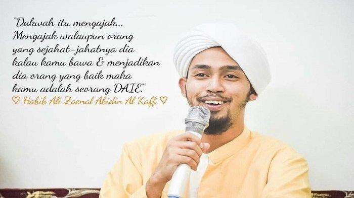 Awas Hati-Hati, Inilah Dosa Paling Besar Sering Dilakukan, Penjelasan Habib Ali Zaenal Abidin Alkaff