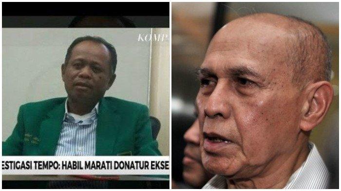 Inilah Sosok Habil Marati Pendana Rencana Pembunuhan Empat Pejabat Negara Saat Aksi 22 Mei