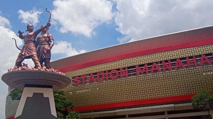 Stadion Manahan Diresmikan, Wali Kota Berterima Kasih pada Presiden Joko Widodo