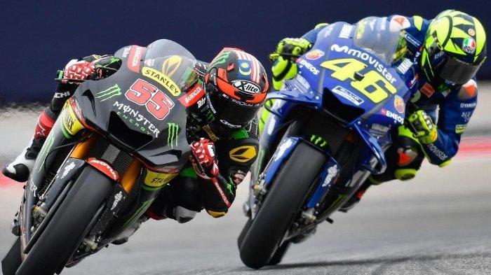 Pertama Kali dalam 38 Tahun Terakhir, Pertandingan MotoGP Dibatalkan