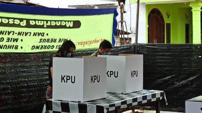 Besok KPU Bangka Selatan akan Lakukan Pemungutan Suara Ulang di TPS 05 Desa Air Bara, Ini Alasannya