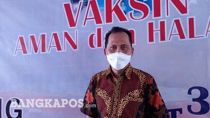 1.320 Petugas Publik di Pangkalpinang Sudah Divaksinasi, Hakim Sebut Tak Ada Paksaan Suntik Vaksin