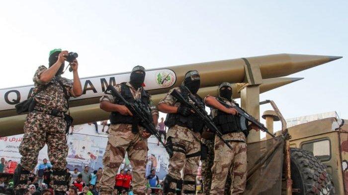 Inilah Hamas, Gerakan Perlawanan Militan Palestina yang Tembakkan Ribuan Roket ke Israel