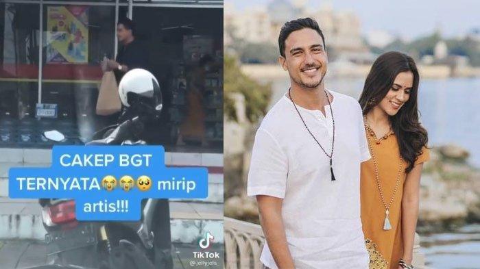 Pria Mirip Hamish Daud Pungut Sampah di Minimarket Viral, Perekam Video Tak Sadar Suami Raisa