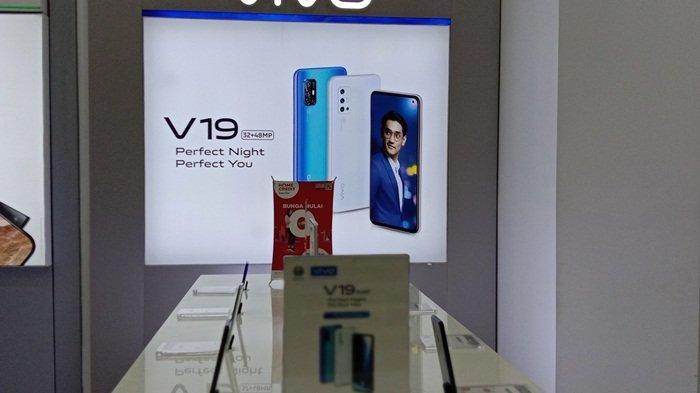 Harga Handphone Vivo Terbaru di Sandy Cell Parittiga, Ada Vivo Y11 Keluaran Terbaru
