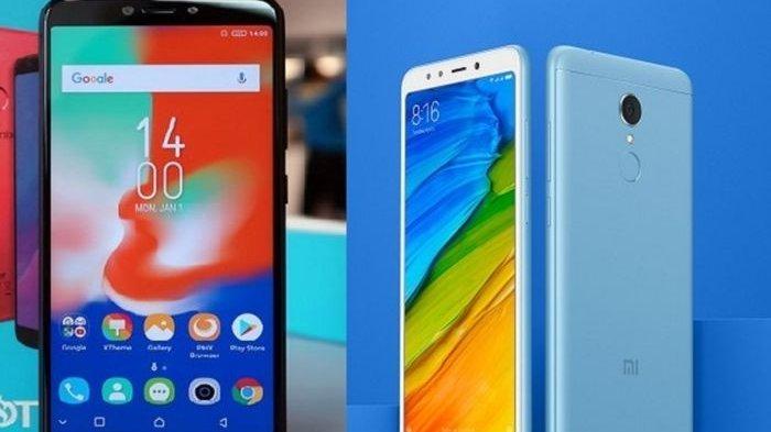Daftar HP Harga Rp 1 Jutaan Terbaik Bulan September 2021, Baterai Besar: Realme, Xiaomi dan Samsung